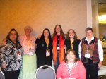Bloomer Cmmt. with author, Laurie Halse Anderson