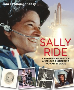 Sally Ride by Tam O'Shaughnessy