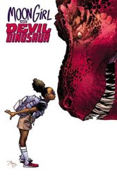 Moon Girl and Devil Dinosaur 1