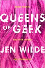 cover of Queens of Geek