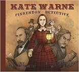 cover of Kate Warne, Pinkerton Detective