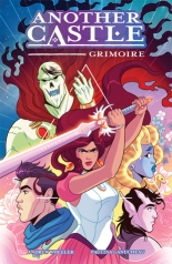cover of Another Castle: Grimoire
