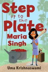 cover of Step Up To The Plate, Maria Singh
