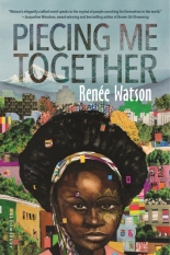 cover of Piecing Me Together