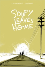 cover of Soupy Leaves Home