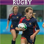 cover of Girls Play Rugby