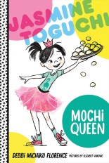 cover of Jasmine Toguchi, Mochi Queen