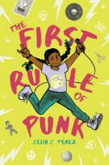 cover of The First Rule of Punk