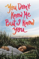 cover of You Don't Know Me But I Know You