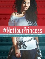 cover of #NotYourPrincess