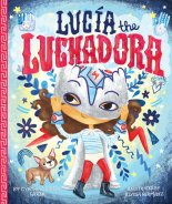 cover of Lucía the Luchadora