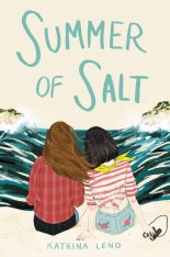 cover of SUMMER OF SALT by Katrina Leno