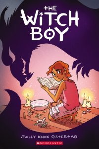 the witch boy by molly knox ostertag