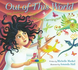 out of this world by michelle markel